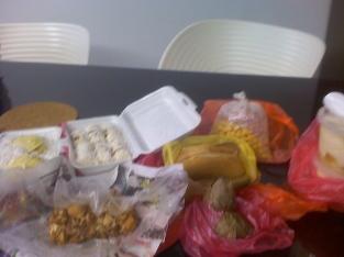 Food Galore!!