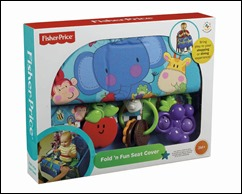 Fisher-Price Fold 'n Fun Seat Cover