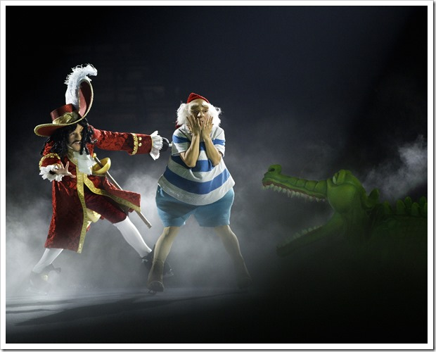 Hook and Smee