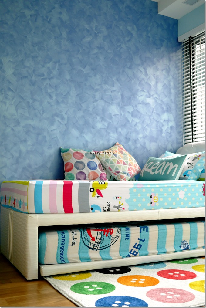 Home And Decor Part 5 Kids Room Makeover With Nippon Paint Final