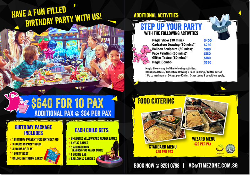 Party at Timezone